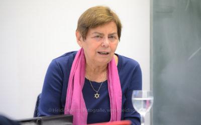 Berliner Zeitzeugin Ruth Winkelmann